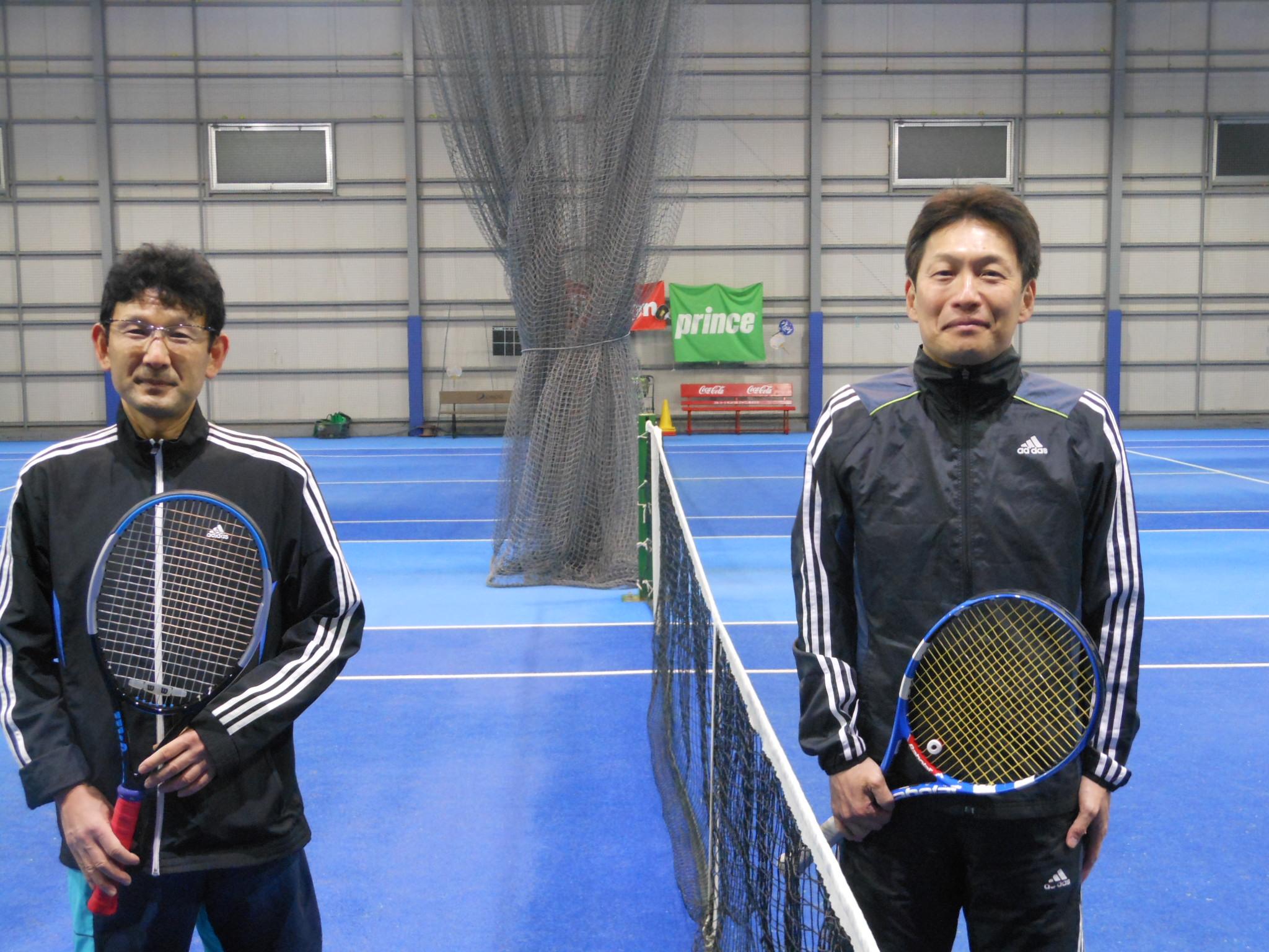 2021年1月10日 男子シングルス練習会結果
