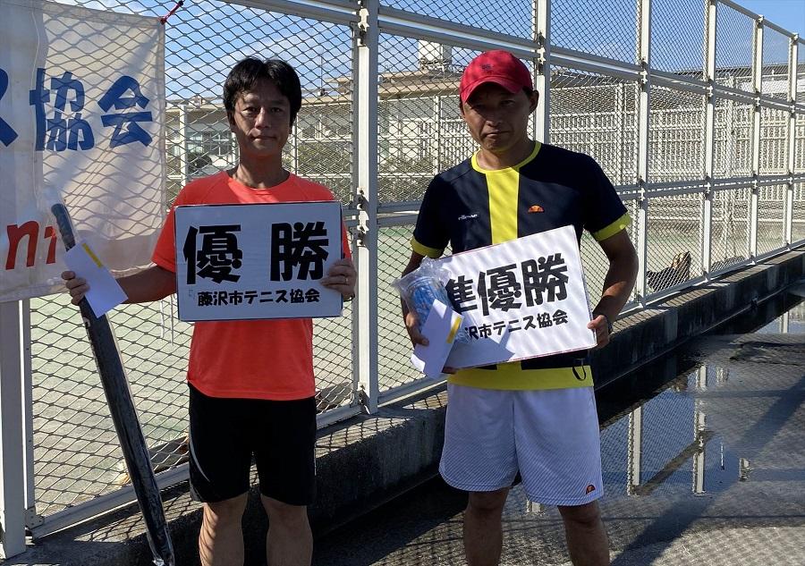 藤沢市テニス選手権大会 優勝おめでとうございます🥇